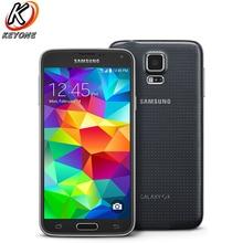Original T-Mobile Version Samsung Galaxy S5 G900T Mobile Phone 5.1 inch Quad Core 2GB RAM 16GB ROM  Android 16.0MP 2800mAh Phon