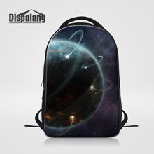 Dispalang Unique Galaxy Printing Backpacks For Laptop Women s School Bags For Middle Students Universe Space