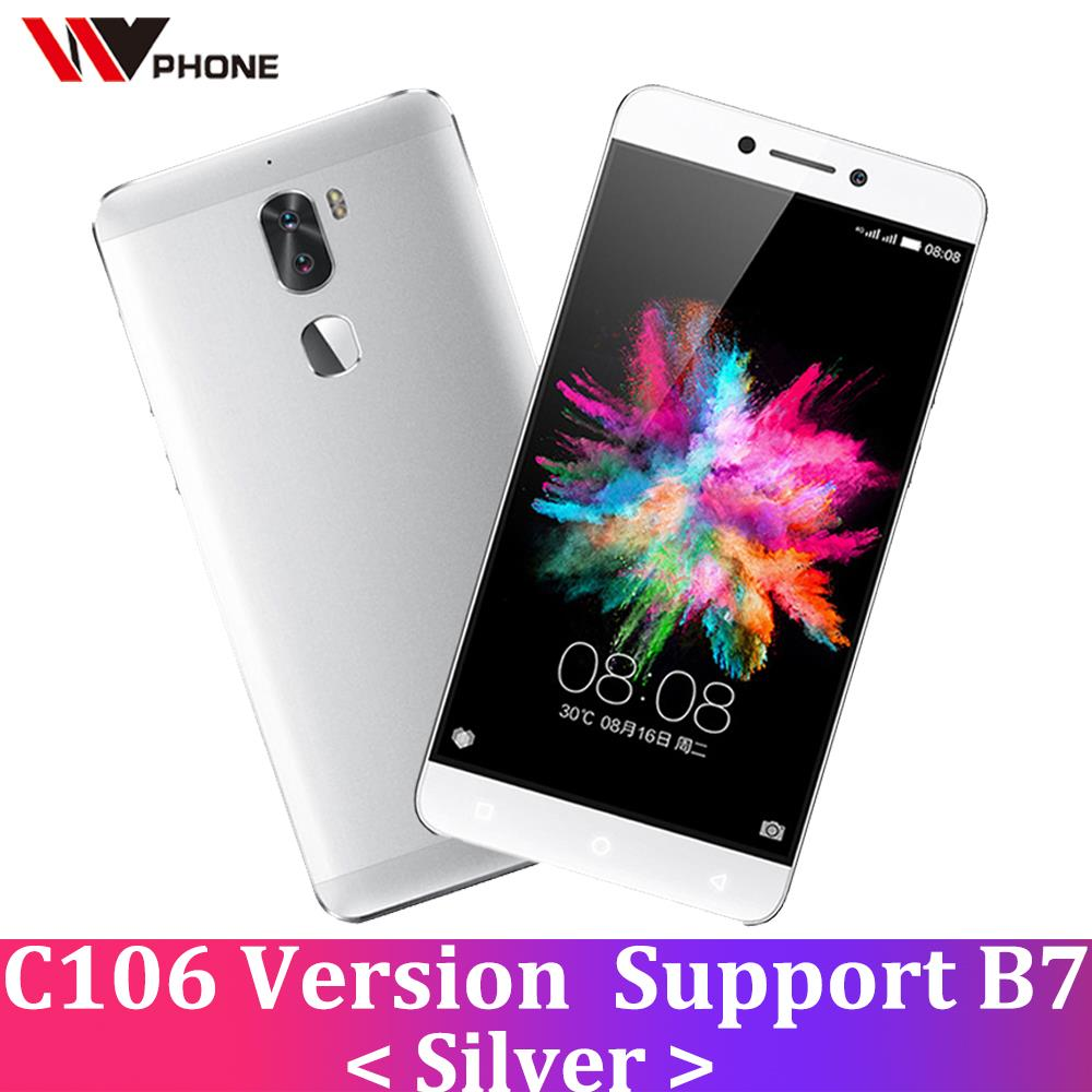 Global Rom Leeco Cool 1 3G 32G Mobile Phone Coolpad Cool1 4G LTE Octa Core  5.5