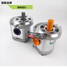 цена на Excavator Hitachi EX200-5ZAX200/230-6 ZAX200-3 pilot gear pump guide pump auxiliary pump tail pump