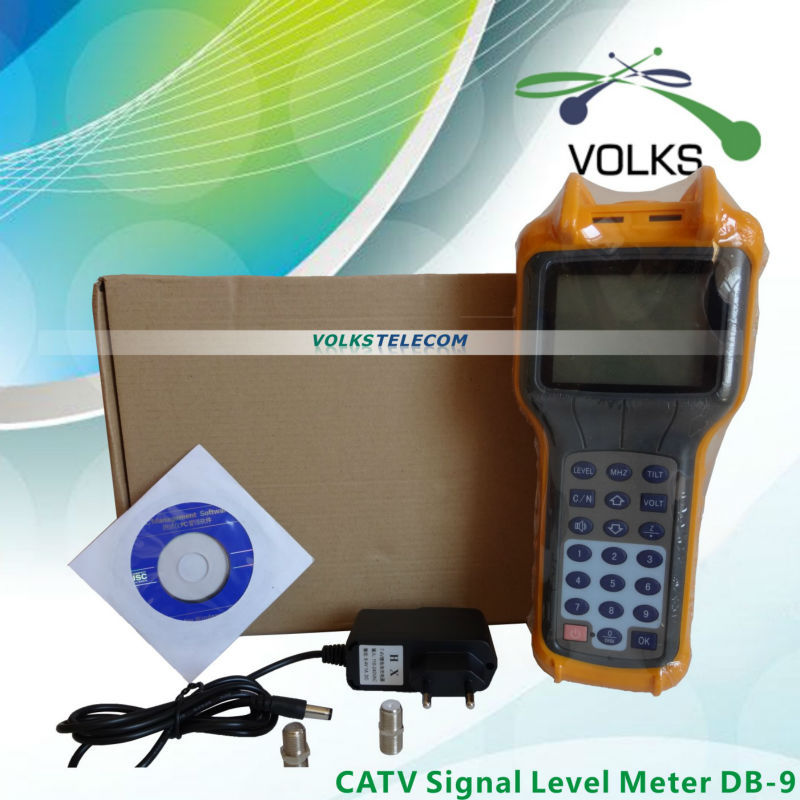 CATV Signal Level Meter