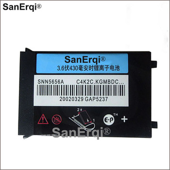SNN5656A Li-ion Mobile Phone Battery For Motorola V70 Cell phone batteries replacement 430mAh image