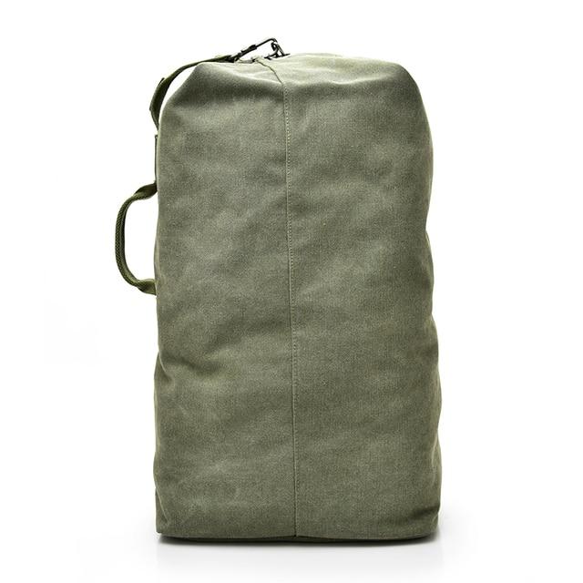 2018 Large Capacity Rucksack Man Travel Bag Mountaineering Backpack Male Luggage Boys Canvas Bucket Shoulder Bags Men Backpacks 3