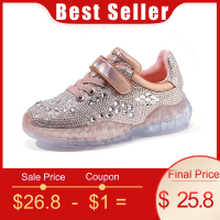 CCTWINS Kids Shoes 2019 Spring Fashion Girls Glitter Shoes Boys Sneakers for Kids Baby Sports Sneakers Children Shoes FS2702