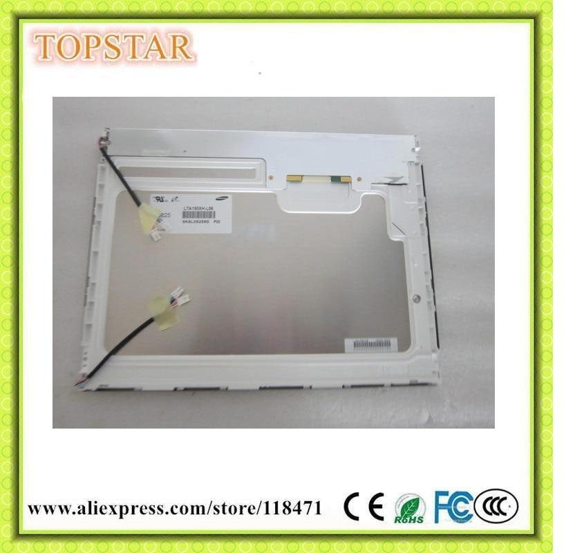 15.0 Inch TFT LCD Panel LTA150XH-L06 original A+ Grade1024 RGB*768 XGA LVDS LCD Display15.0 Inch TFT LCD Panel LTA150XH-L06 original A+ Grade1024 RGB*768 XGA LVDS LCD Display