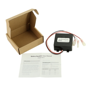 Image 2 - Battery Equalizer for Two Pieces 12V Gel Flood AGM Lead Acid Batteries