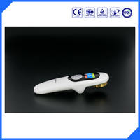 Hot!! Electroestimulador Muscular Eletronico For Pain After Sport Pain Reliever Apparatus Home Device Lllt Safe Laser 808+650nm