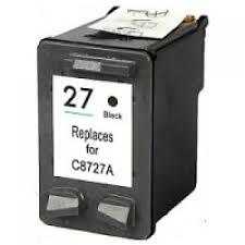 For HP 27 Ink Cartridge for HP27 Deskjet 3320 3325 3420 3535 3550 3650 3744 3745