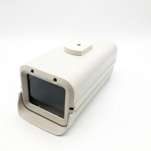 Image 3 - Внешний корпус для камеры видеонаблюдения 275x109x93 мм, алюминиевый серый защитный чехол