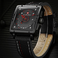 2016 Mens Watches Top Brand Luxury NAVIFORCE Men's Quartz Watch Dive 30M Casual Military Watches Men Leather relogio masculino