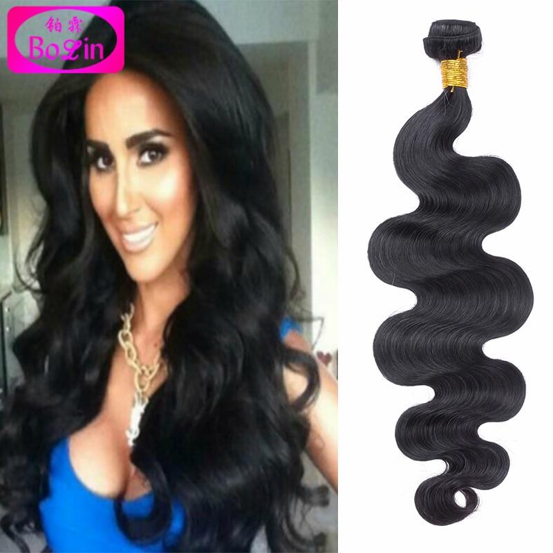 Wholesale 6A Virgin Peruvian Human Hair Weaves Pruvian Virgin Hair Body Wave Top 6A Grade Bolin Hair Products Peruvian Body Wave