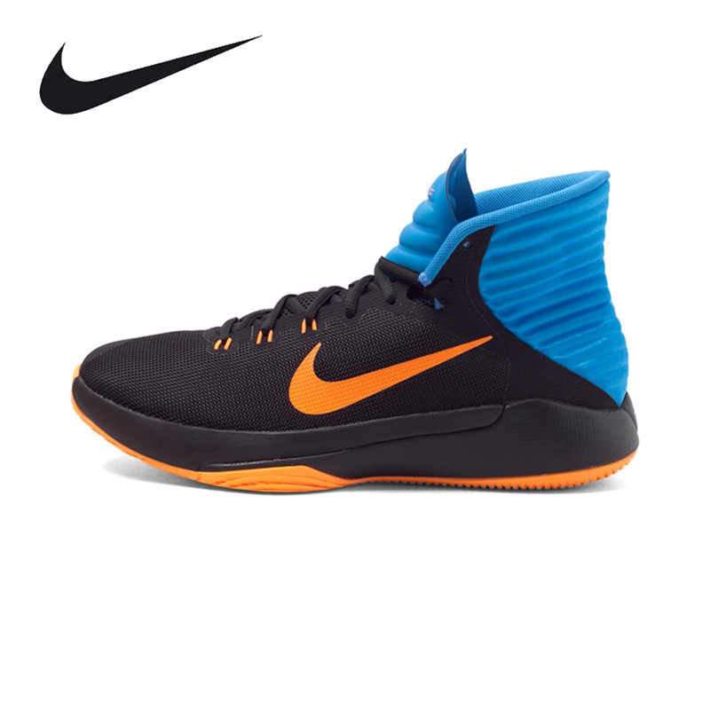 innovative design c3cb5 8da31 NIKE PRIME HYPE Original New Arrival Men's Basketball Shoes Breathable  Sport Sneakers Trainers-in Basketball Shoes from Sports & Entertainment on  ...