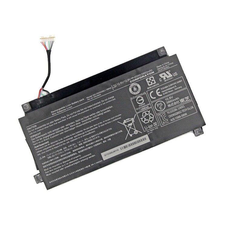 3860 mah pour Toshiba Ordinateur Portable batterie PA5208U-1BRS PA5073U PABSS267 CB30-B3121 CB35-B3330 Sate lite U925t U920t Z830 Z835 Z930