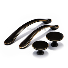 Top Quality 10PCS European Solid Brass Kitchen Cabinet Door Handle Cupboard Wardrobe Drawer Wine Cabinet Pulls Handles and Knobs цена