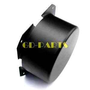 Image 3 - GD PARTS 90mm Round Black Iron Triode Transformer Enclosure Cover Case Box For Vintage Tube Amplifier Hifi Audio DIY