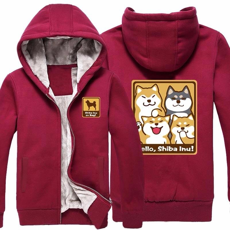 Fleece Pull Over Sweatshirt for Boys Girls Kids Youth Flying Akita Unisex Toddler Hoodies