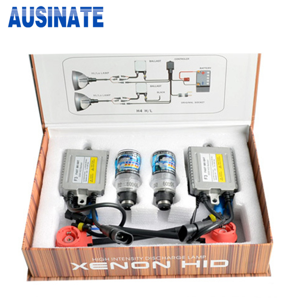 Pack of 2 D2R HID Xenon Lampade 5000K 12V 35W