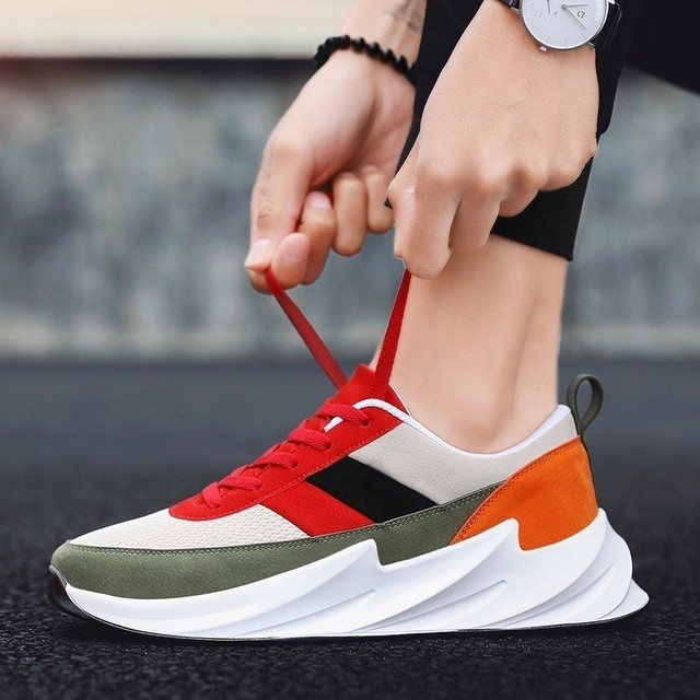 Men's Breathable Casual Sneaker Shoe