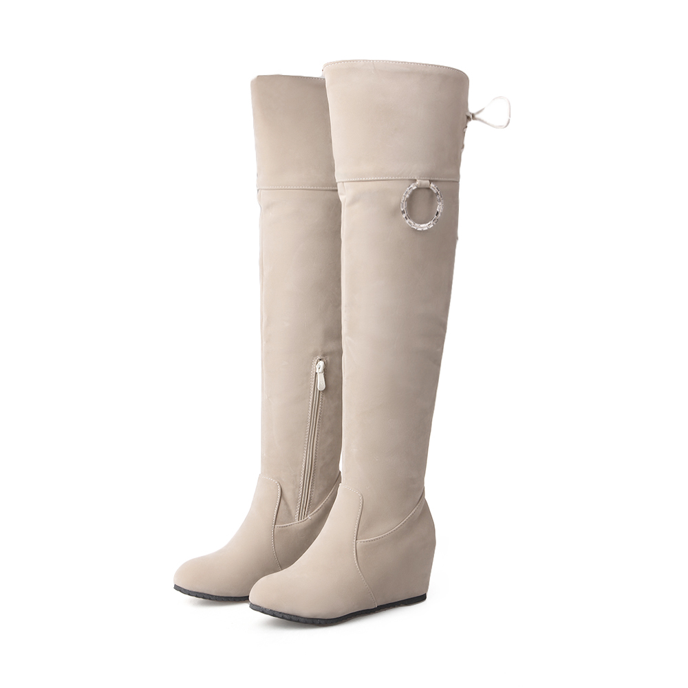Compare Prices on Pink Thigh High Boots- Online Shopping/Buy Low ...