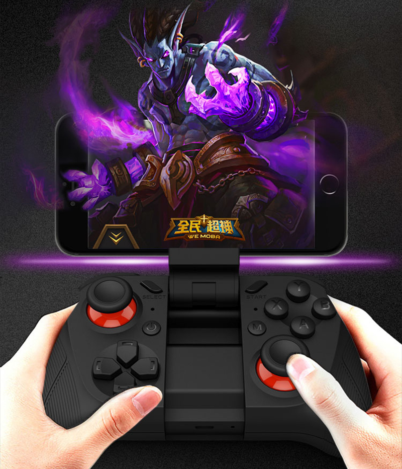 Bluetooth Gamepad 050 Wireless Game Controller Joystick For Android ISO Smartphones Windows TV Box Tablet PC VR Glasses 1