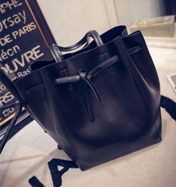 Womens Handbag Shoulder Bag Tote Clutch CVasual PU Leather Shopping Bags Purse new womens shoulder leather bag clutch handbag tote purse hobo messenger bag popular