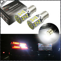 Super Bright 15W 35 SMD 1156 P21W 7506 LED Replacement Bulbs For Audi BMW Mercedes Volkswagen