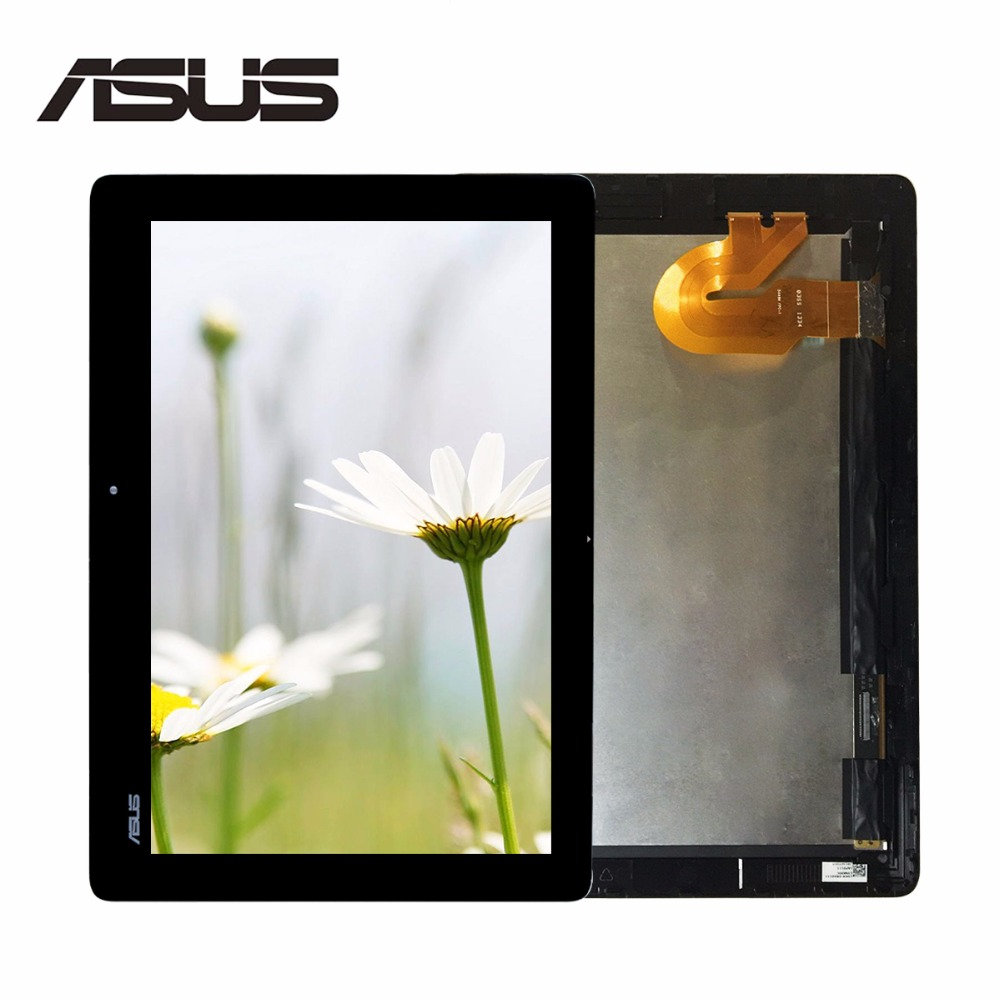 Original For Asus Transformer Pad TF701T TF701 LQ101R1SX03 LCD Display Touch Screen Digitizer Glass Assembly with Frame Parts 100% original for samsung galaxy note 3 n9005 lcd display screen replacement with frame digitizer assembly free shipping