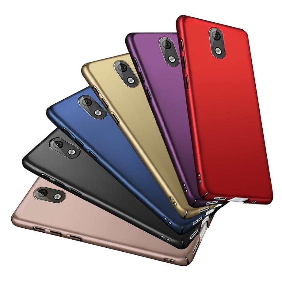For Fundas Nokia 3.1 case For Coque Nokia 6.1 Case Hard PC back cover For capas Nokia 3.1 6.1 3 6 2018 phone cases cover bumper