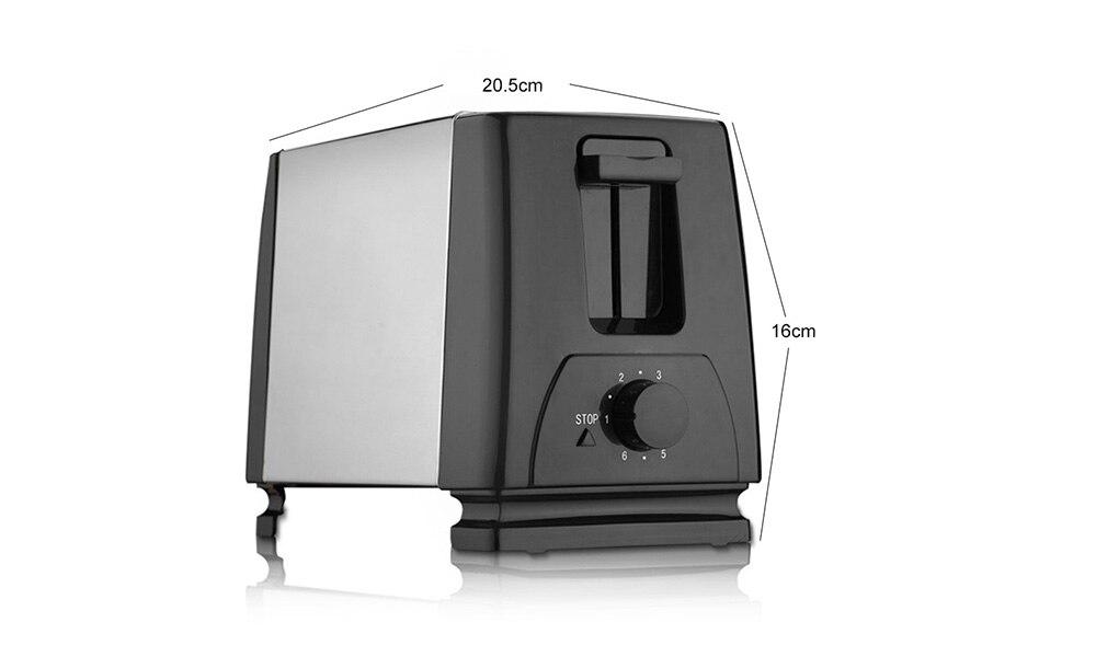 Автоматический тостер домашний сэндвич-машина многофункциональная машина для завтрака