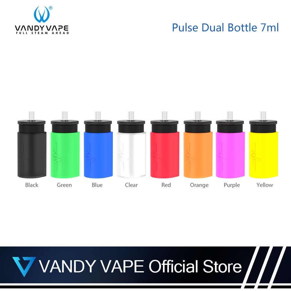 Оригинальный vandy VAPE Пульс двойной 7 мл блок впрыскивания Совместимость с Vandyvape импульсный двойной комплект электронной сигареты Mod