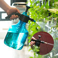 3L лампа форма распылитель портативный Сад Спрей Бутылка чайник растительные цветы полив банка разбрызгиватель под давлением садовые инстр...