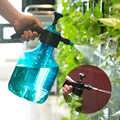 3L Gloeilamp Vorm Spuit Draagbare Tuin Spray Fles Ketel Plant Bloemen Gieter Druk Spuit Tuingereedschap