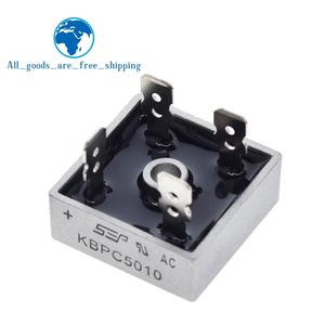 1pcs KBPC5010 50A 1000V Diode Bridge Rectifier kbpc5010