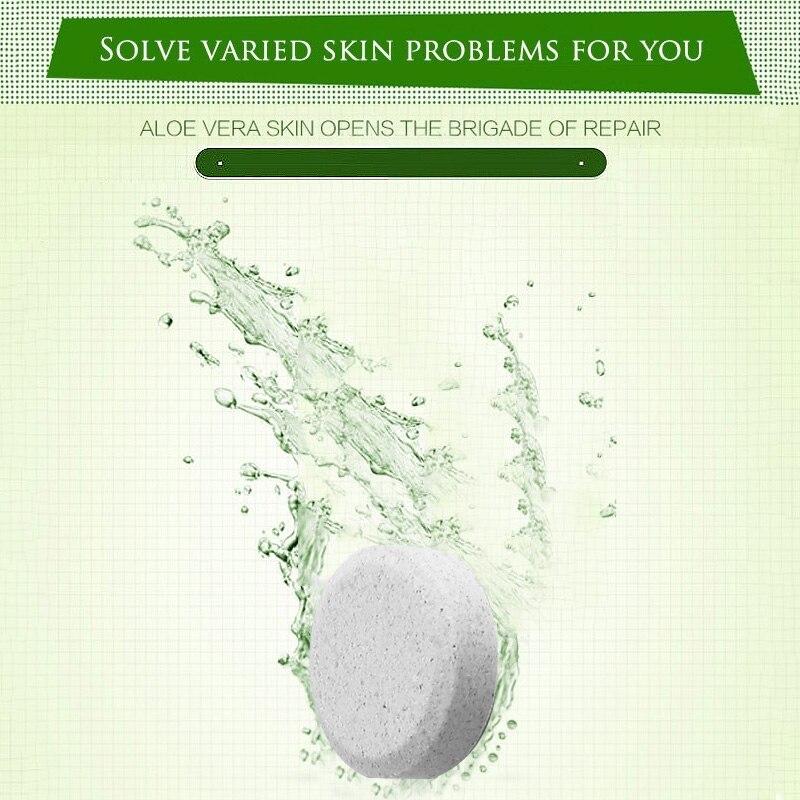 1 Pcs Portable Granular Multifunctional Effervescent Spray Whitening Moisturizing Facial Hyaluronic Acid Skin Care Set TSLM2