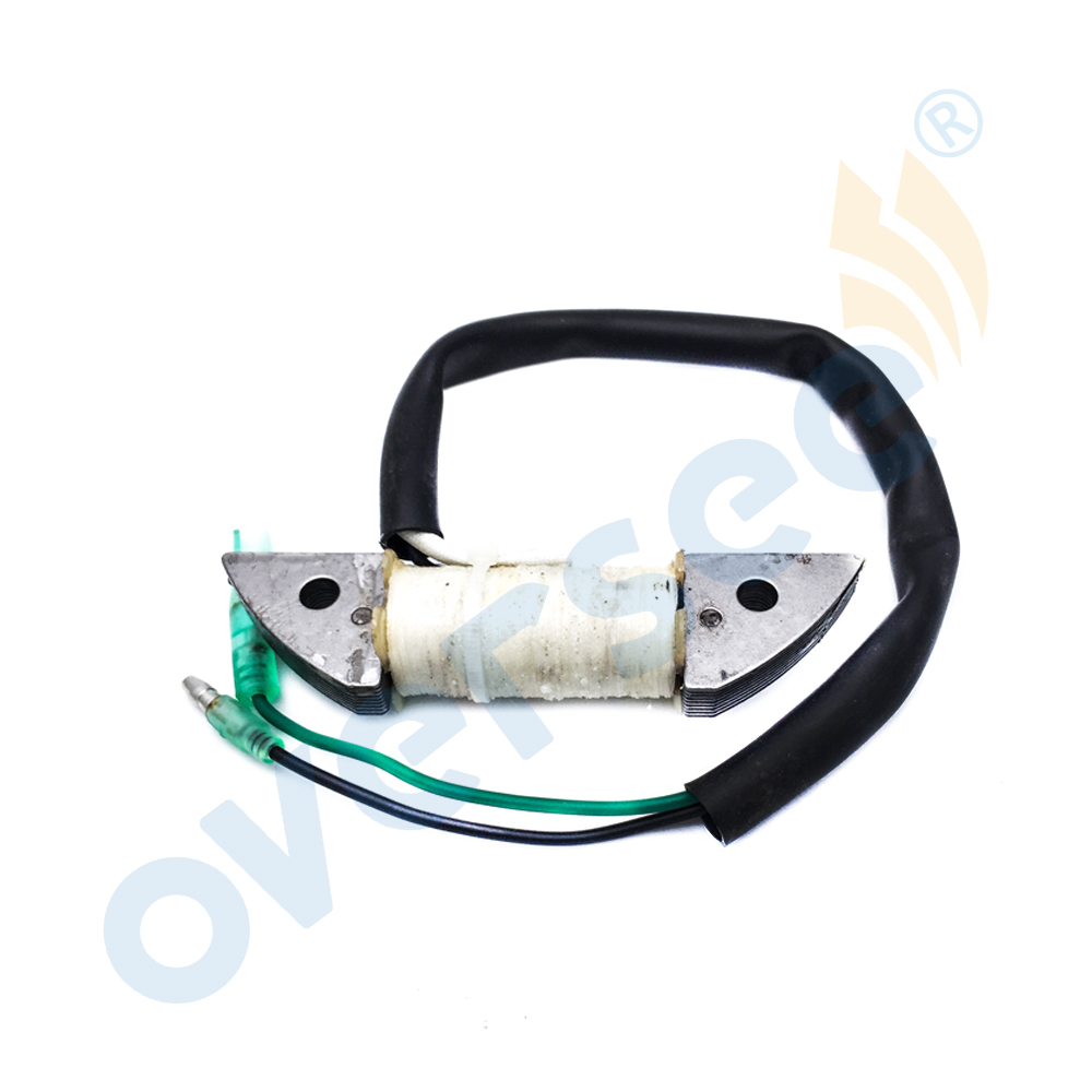 EXCITER CHARGE COIL ASSY 3B2 06120 0 1 fit TOHATSU Outboard M 6HP 8HP 9.8HP 2T
