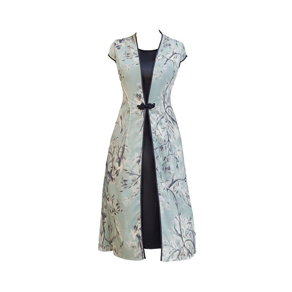 Offre spéciale été rayonne Satin Style chinois femmes Tang costume hauts Blouse Vintage traditionnel chinois chemise M L XL XXL XXXL