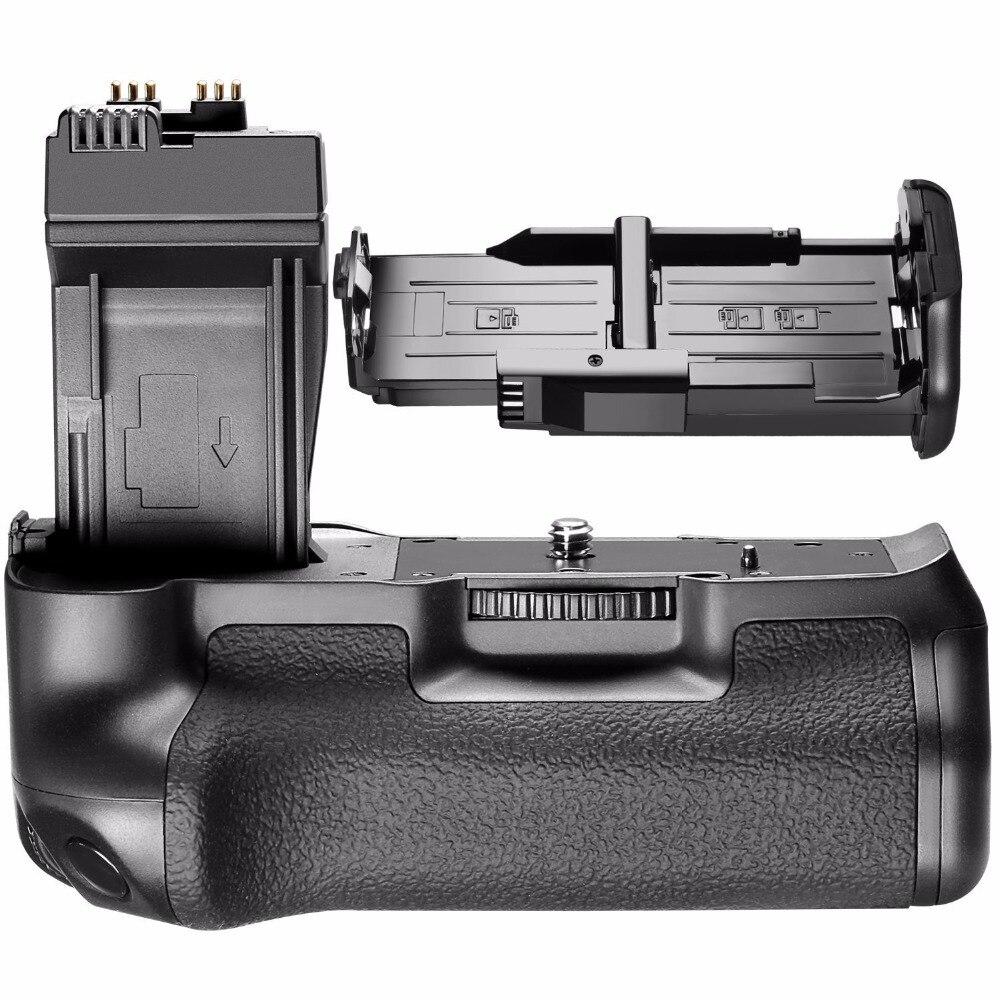 Neewer Sostituzione Battery Grip BG-E8 per Canon EOS 550D 600D 650D 700D/Rebel T2i T3i T4i T5i Fotocamere REFLEX