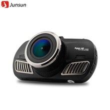 Junsun A12 mini DVR Cámara Del Coche de Ambarella Full HD 2560*1440 P Grabador de vídeo GPS Logger dashcam Caja Negro registrador Dvr