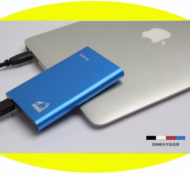 100% NOVO Disco Rígido Externo de 20 GB HDD USB 2.0 Dispositivos de Armazenamento Em Disco Externo Disco HD de Desktop Laptop Disco Rígido 20 GB