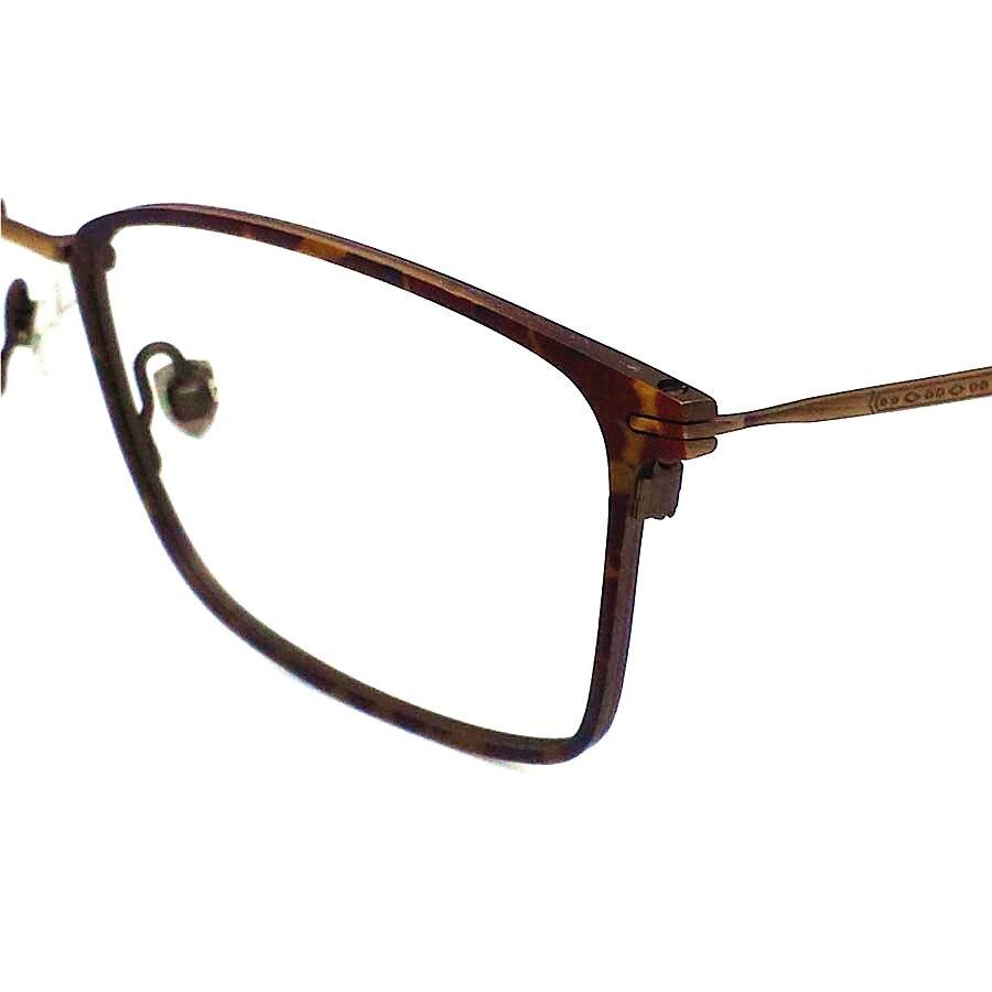 Titan Brillengestell Vintage Nerd Big Size Optische Rahmen Rezept - Bekleidungszubehör - Foto 5