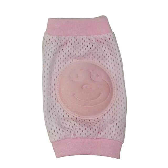 Hot Sale 1Pair Children Boys Girls Kneepad Cozy Cotton Breathable Sponge Knee Pads Child Sport Guard Long 19cm Width 9cm*2