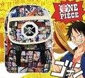 Anime One Piece Tokyo Ghoul NARUTO Sasuke Mochila saco Estudante cosplay Escola mochila No Ombro saco saco do presente