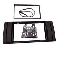 High Quality New Double Din Fascia For BMW Series 5 E53 E39 Radio CD DVD GPS