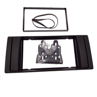 High Quality New Double Din Fascia For BMW Series 5 E53 E39 Radio CD DVD GPS