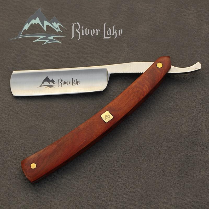 River lake barber font b shaving b font straight razor set straight razor font b shaving