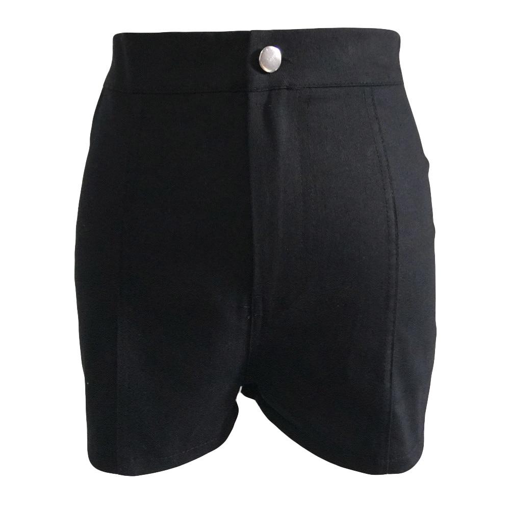 Ladies-sexy-high-waist-shorts-Women-Elastic-summer-Short-Pants-Denim-cross-Bandage-Sexy-Jeans-Women (1)