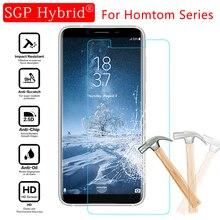 9H закаленное стекло для защиты экрана capa для HOMTOM Ht16 Ht17 pro Ht37 S8 защита для смартфона 2.5D Защитная пленка для телефона чехол