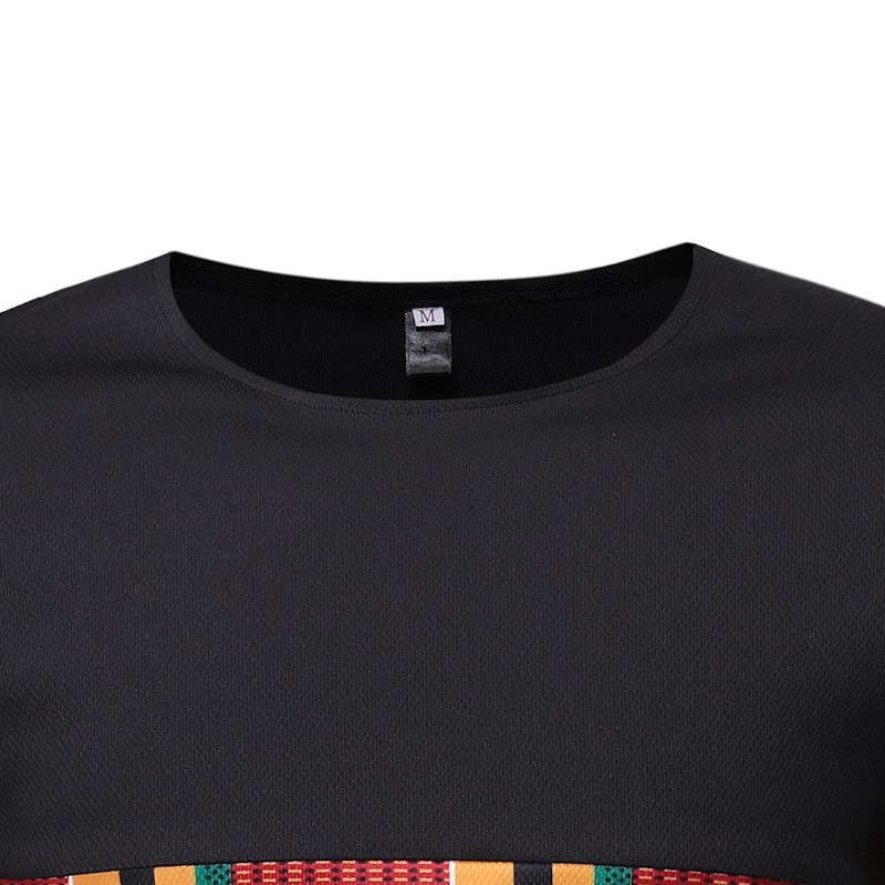 Key Largo T-SHIRT A MANICHE CORTE SHIRT PRINT SHIRT o-neck Casual Color Mix sale