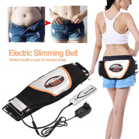 NEW Electric Vibrating Slimming Belt Vibration Massager Belt vibra tone RELAX TONE vibrating fat weight loss body wraps