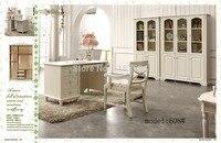 Home Furniture Study Furniture Bookcase Bookshelf Book Cabinet Desk Chair Furniture Set